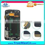 Touch screen for samsung galaxy s6 edge, for samsung galaxy s6 edge lcd with digitizer