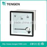 Square Shape Moving Iron type AC Panel Meter