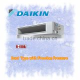 daikin VRV-X ceiling duct type with freedom pressure indoor air conditioning