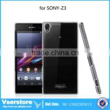 ultra-thin hightly fit back cover case for sony xperia Z3 back cover tpu case for sony xperia