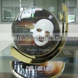 Factory Price Many Products Clear Acrylic Cosmetic Display Stand