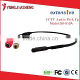 Hidden CCTV Microphone for cameras cctv GK-601A