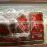 low price and good quality PA/EVPH/PE co-extruded thermoforming food packaging film with FDA