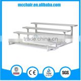 MC-4F aluminum bench school for sale waiting room bench seating