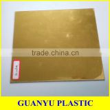 Golden Double Color ABS Plastic Sheet for Engraving, Double color ABS Plasict Sheet                                                                         Quality Choice