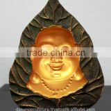 Resin negative Happy Buddha face statue DSF-HR34