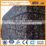 Anping hot dipped galvanized gabion box/welded gabion/gabion baskets credit insurance by Alibaba