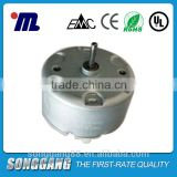 6V 2700RPM Mabuchi DC Motor RF-500TB-12560 for CD Player DVD Player VCR