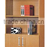 PT-L022 wooden books cabinet with cabinet wood Office Cabinet vertical bookcase melamine filing cabinet office bookcase