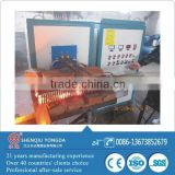 Yongda induction heating quenching machine through the China quality inspection bureau of safety inspection, the top five for th