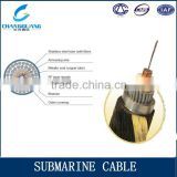 Hot Sale Factory supply High quality 36 core single mode Steel Armored Submarine Fiber Cable