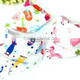 Infant & Toddlers Clothing fancy baby bibs- cotton baby bandana bibs