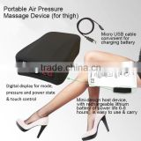 New Design Portable Best DVT Pain Relief Mini Electric Air Pressure Foot Calf Thigh and Leg Massager Machine