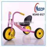 Metal bike wholesale sports safety three wheels children tricycle, baby tricycle, Integrated bicycle