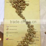 Green Coffee beans Robusta