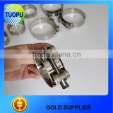 hot sale European hose clamp,Germany / British / American / T-bolt high pressure hose clamp for pipe