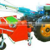 zkhk manual/ 4-wheel tractor garlic planting machine