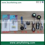 clamp fishing knife with fishing sub clamp line cut