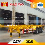 Maowo trailer 30Tons used self loading container truck part for sale