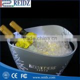 Carlsberg/Johnny walker/ grey goose vodka Brand led ice bucket