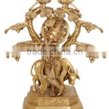 Indian style beautiful antique art crafts marble krishna statues for sale