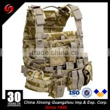 camouflage military tactical vest CS field multi-functional backpack waterproof bag chinese-style army chest