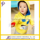 new 2014 baby pullover kids autumn, spring animal printed hoodies,girls and boys zipper sweater