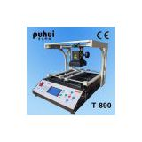 Sell T-890 BGA rework station for laptop motherboard repairing,irda welder machine,taian,puhui