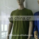 cotton and bamboo Men T-shirt