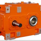 Basic Types of V(B) Series Helical Bevel Gearbox