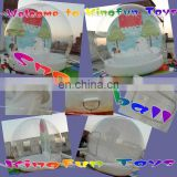 Winter inflatable snow bubble/snow globe for 2014 new year