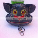 2015 New Cat High quality Genuine leather leather coin purse