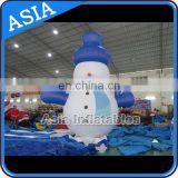 outdoor christmas inflatable santa advertising snow man for decorations from china factory