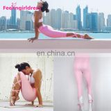 Wholesale Custom High Elasticity Factory Price Running Sport Yoga Womens Fitness Pants