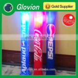 Hot sale lighter print logo led light stick Aerated sticks