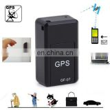 GF-07 GSM Quad Band GPRS Location Enhanced Magnetic Locator GPS Tracker