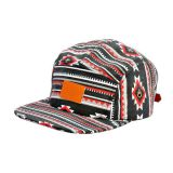 Fabric 100% Cotton Five  Panels hats