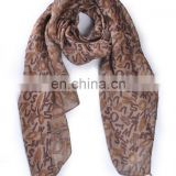 Polyester scarf for promotion