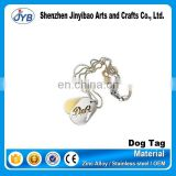 metal mini dog tag stainless manufacturer