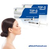 Top-Q Hyaluronic Acid Dermal Filler Supper Ultra Deep Line 1ml 2ml for wrinkles of neck cheek and hands