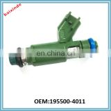 Auto parts Car Injector Fuel 195500-4011 1955004011 / 1X43-AB for Jaguar