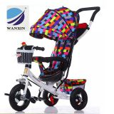 High Quality Kids Tricycle Baby Strollers Tricycle with Colored