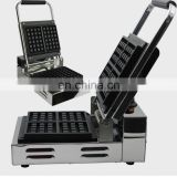 High conductivity quicky heating egg waffle making machine for sale