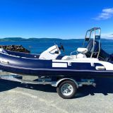 China Rib 390 Boat 3.9m Inflatable Rib Tender for Yacht Rigid Inflatable Boat - China Rib 390 Boat, 3.9m Inflatable Rib Tender