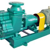 FZB-D/L Steel lined fluoroplastic self-priming chemical industrial centrifugal pump