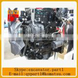 excavator diesel engine assembly SA6D170E for sale