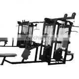 High quality with good price body building 8 station multi exercise commercial fitness gym equipment SE57