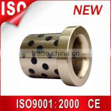 JDB-oilless bronze guide bush ,carton brass steel bearing ,flange copper drill bushing