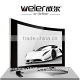 Wholesale factory product popular flat screen 12v smart lcd led tv 17 19 inch black colour
