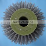 China Professional Diamond carbon polish roller brushes